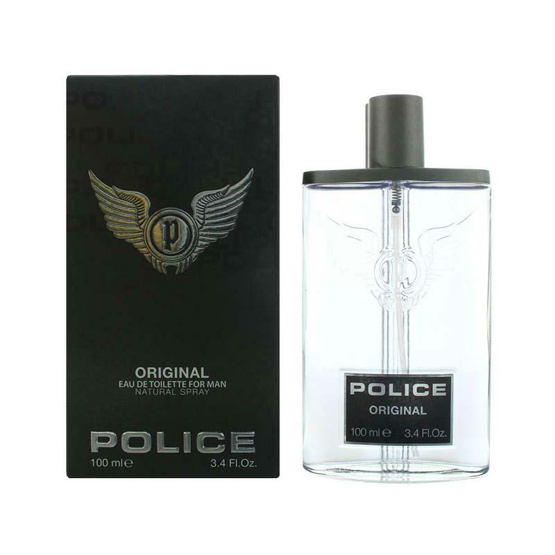 Police Original Eau De Toilette For Man 100ml