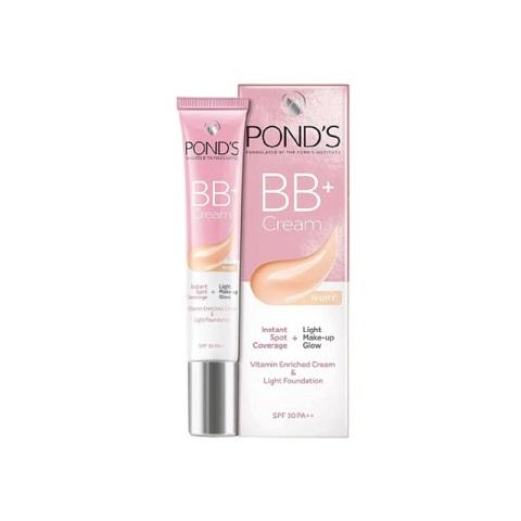 Pond's BB+ Cream With SPF 30 PA++ 18g - Ivory