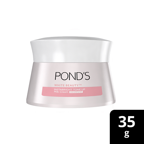 Pond's Instabright Tone Up Milk Cream 35g