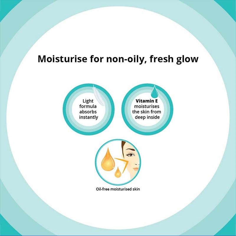 Pond's Light Moisturiser For Soft & Glowing Skin 75ml