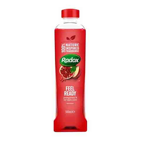 Radox Feel Ready Bath Soak 500ml