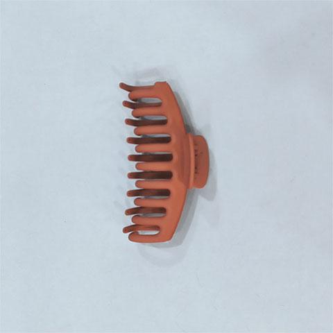 Retro Plate Back Head Hair Clip