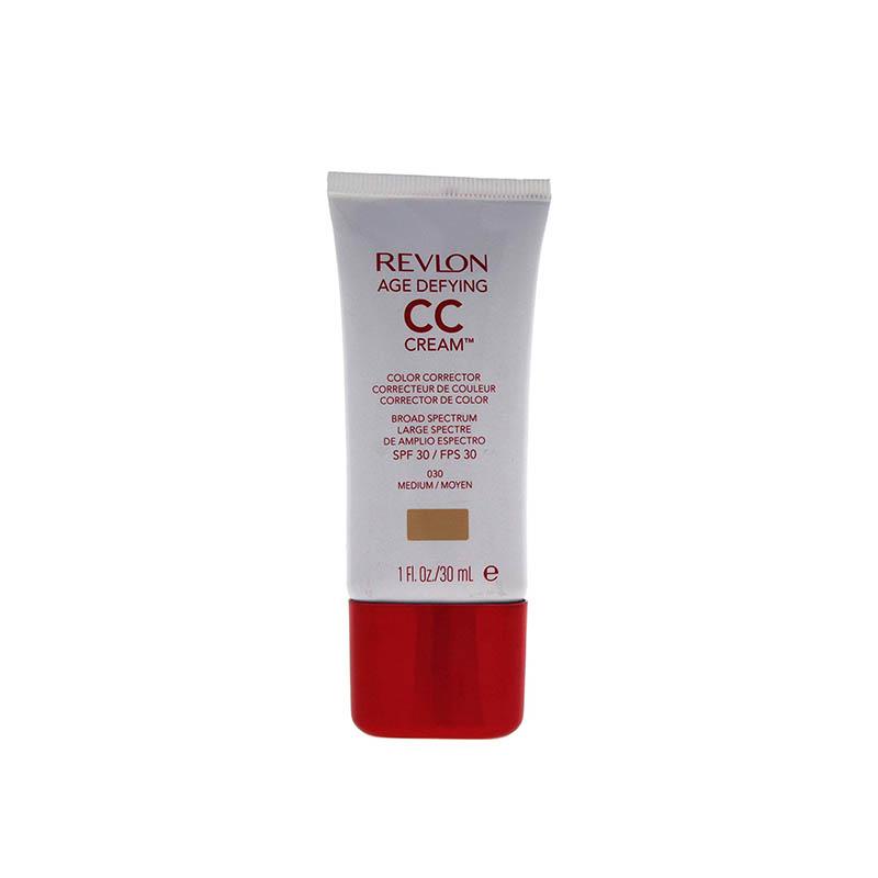Revlon Age Defying Cc Cream Color Corrector 30ml - 030 Medium
