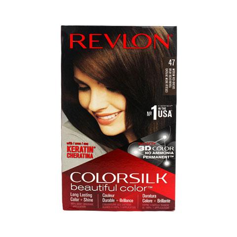 Revlon Colorsilk Beautiful Color - 47 Medium Rich Brown