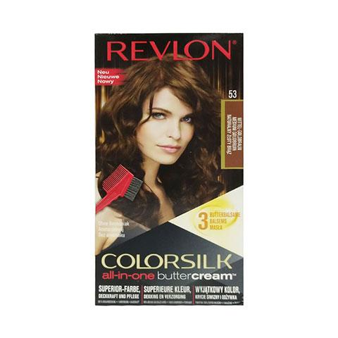 Revlon ColorSilk Buttercream Hair Color - 53 Medium Golden Brown