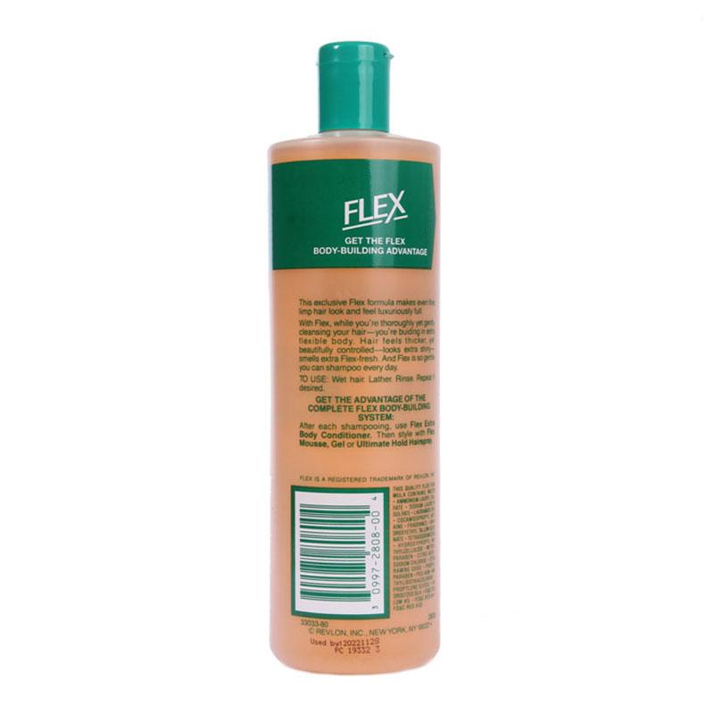 Revlon Extra Body Flex Body Building Protein Shampoo 591ml
