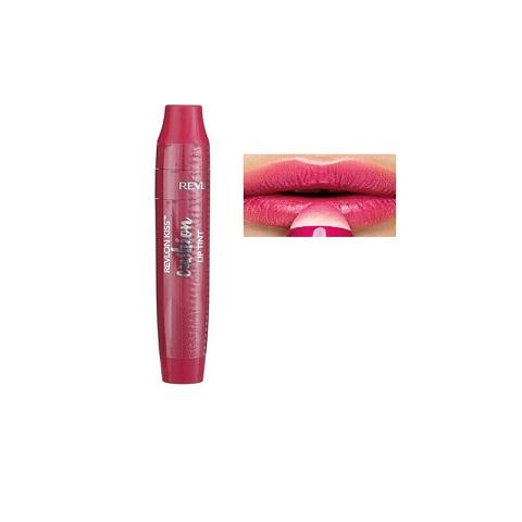 Revlon Kiss Cushion Lip Tint Lipstick - 220 Pink Irl Rose Pour Vrai