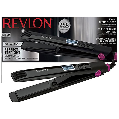 Revlon Perfect Heat Perfect Straight Digital Styler