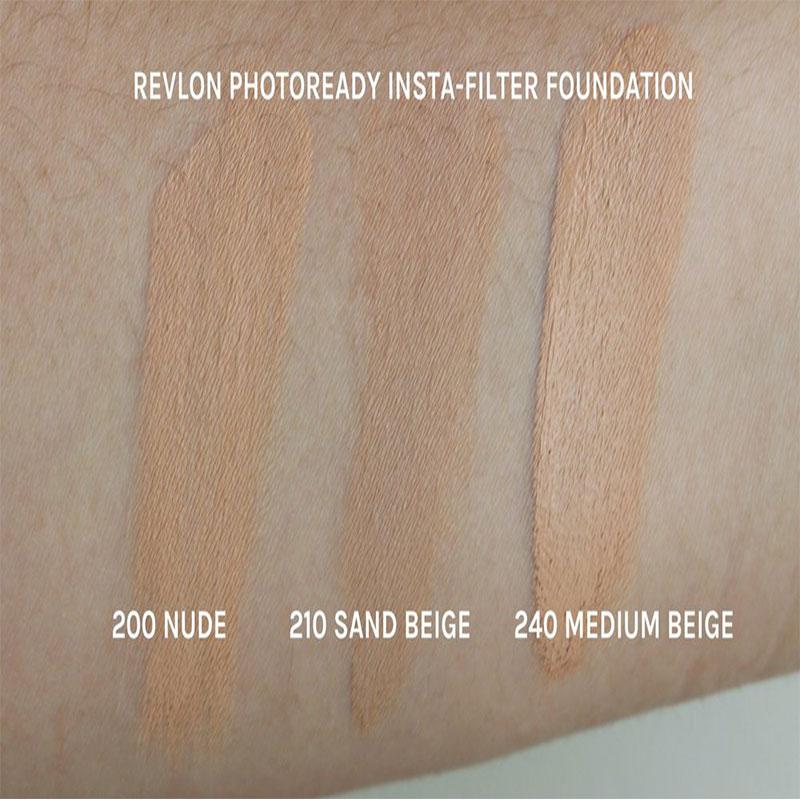 Revlon Photoready Insta-Filter Foundation - 210 Sand Beige