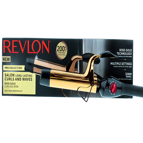 Revlon Pro Collection Salon Long-Lasting Curls & Waves (1594)