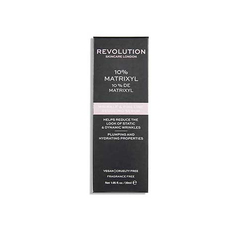 Revolution Skincare 10% Matrixyl Wrinkle & Fine Line Reducing Serum 30ml