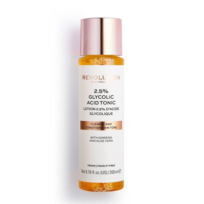 Revolution Skincare 2.5% Glycolic Acid Tonic 200ml