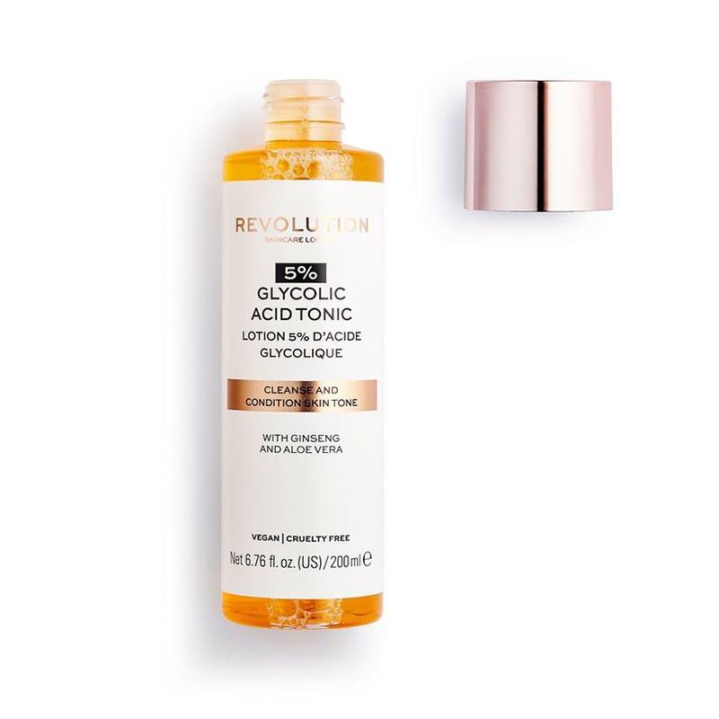Revolution Skincare 5% Glycolic Acid Tonic 200ml