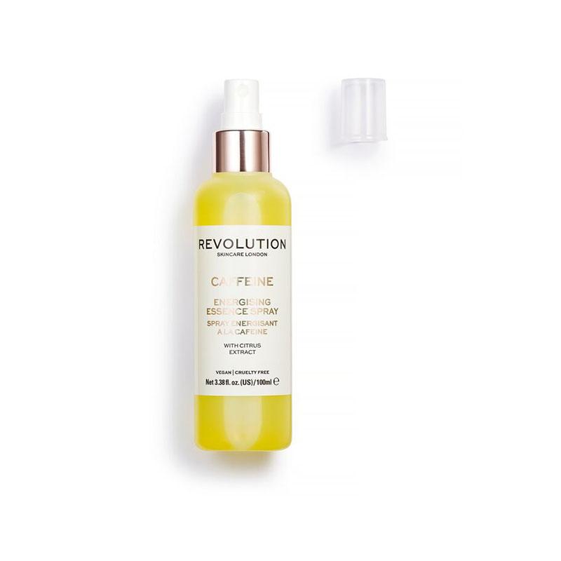 Revolution Skincare Caffeine Energising Essence Spray 100ml