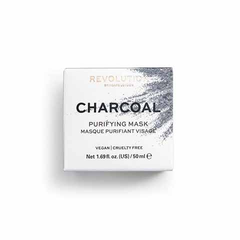 Revolution Skincare Charcoal Purifying Face Mask 50ml