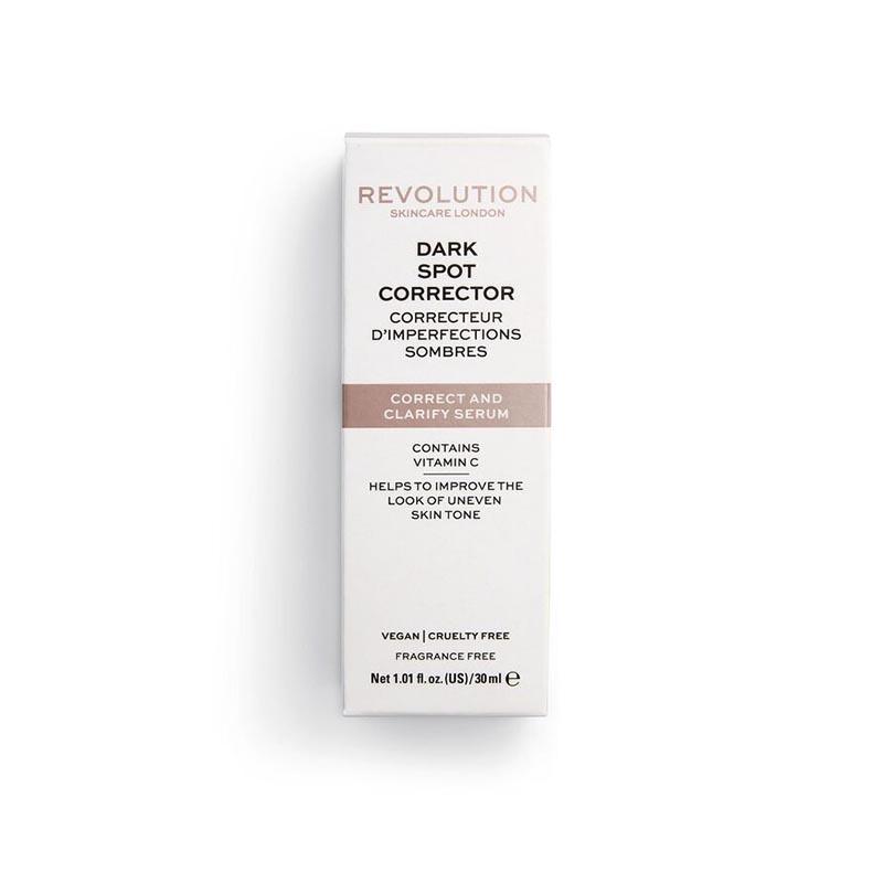 Revolution Skincare Dark Spot Corrector Correct and Clarify Serum 30ml