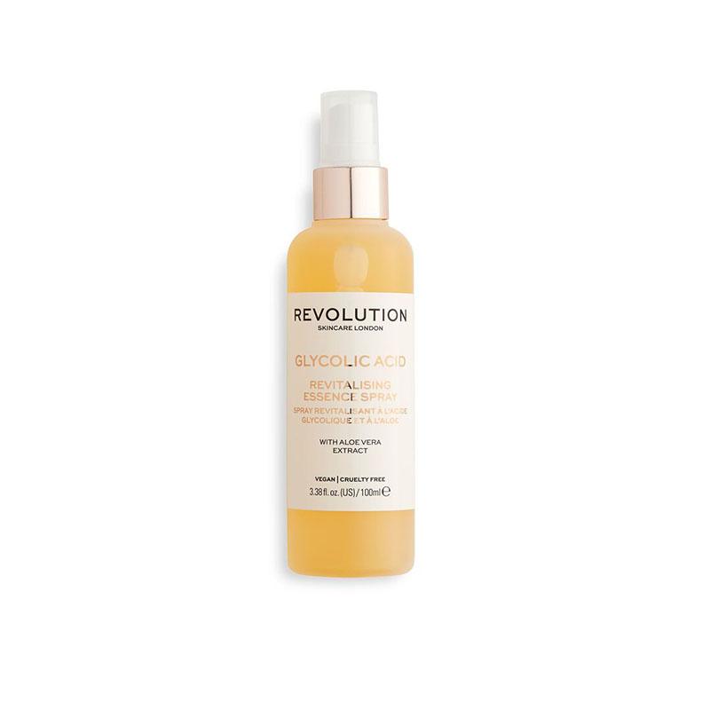 Revolution Skincare Glycolic Acid Revitalising Essence Spray 100ml