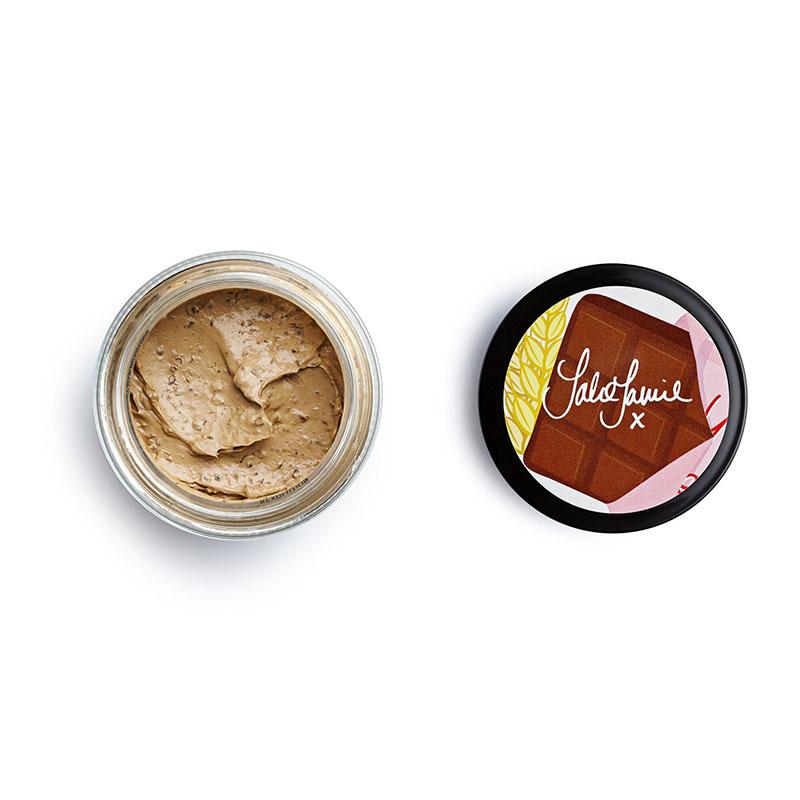 Revolution Skincare Jake Jamie Cocoa & Oat Moisturising Face Mask 50ml