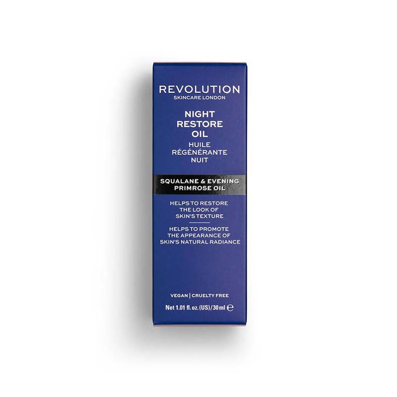 Revolution Skincare Night Restore Oil 30ml