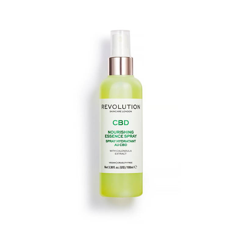 Revolution Skincare Nourishing CBD Essence Spray 100ml