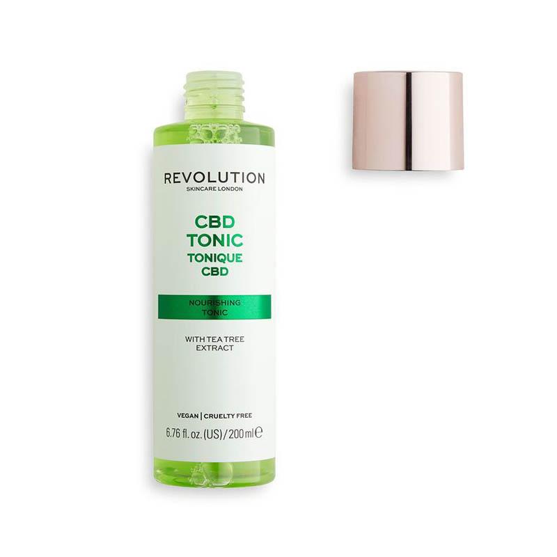 Revolution Skincare Nourishing CBD Tonic 200ml