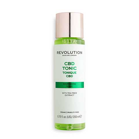 Revolution Skincare Nourishing CBD Tonic 200ml