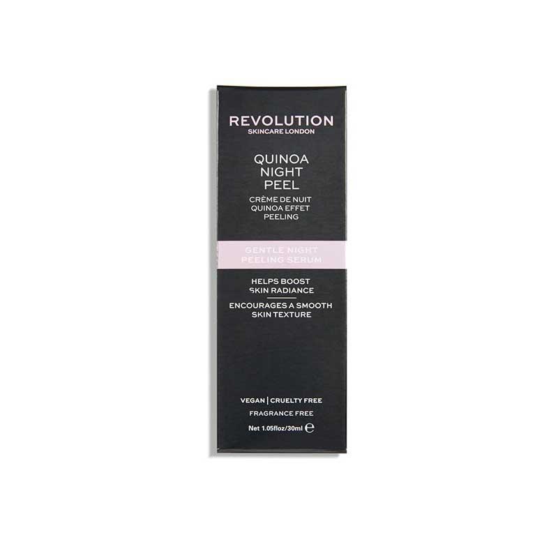 Revolution Skincare Quinoa Night Peel Serum 30ml