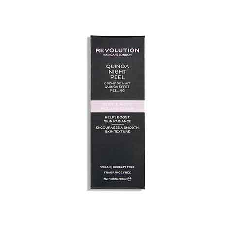 Revolution Skincare Quinoa Night Peel Serum 30ml