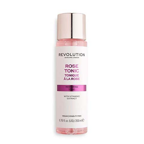 Revolution Skincare Restoring Rose Tonic 200ml