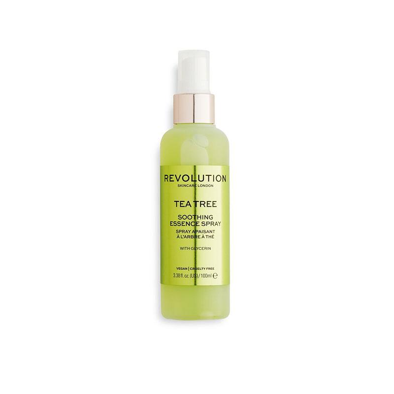 Revolution Skincare Tea Tree Soothing Essence Spray 100ml