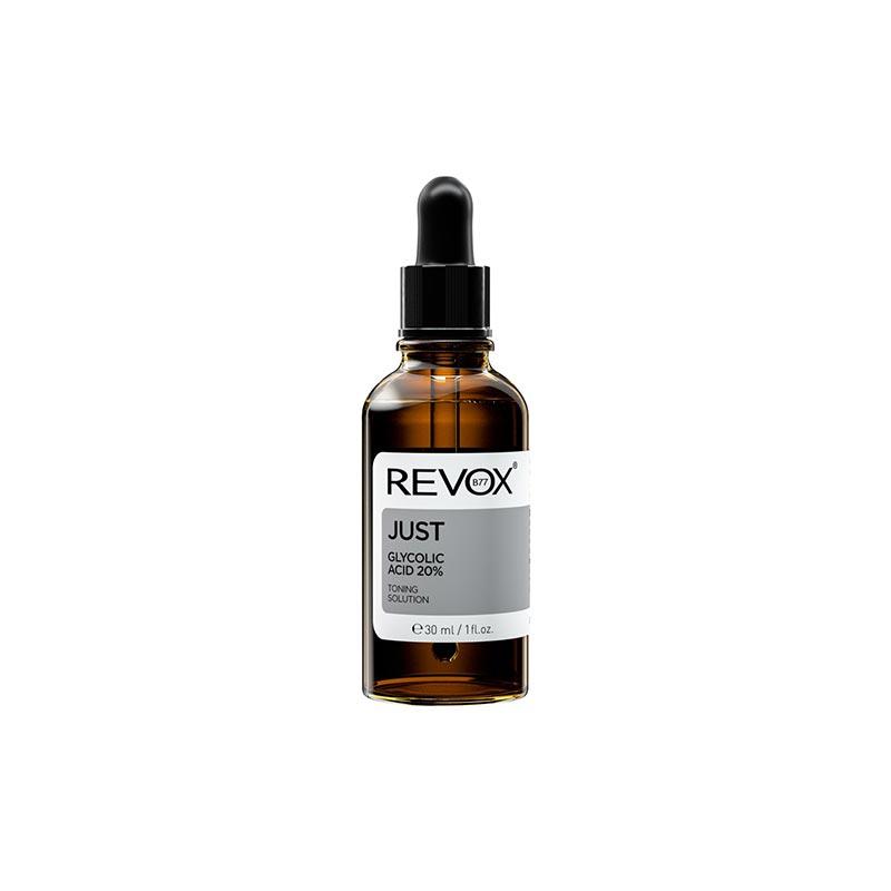 Revox B77 Just Glycolic Acid 20% Toning Solution Serum 30ml