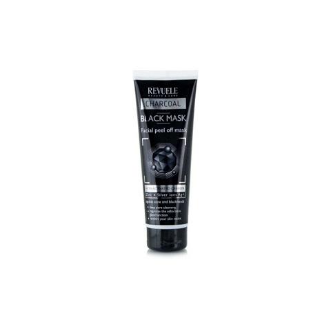 Revuele Beauty & Care Charcoal Facial Peel Off Black Mask 80ml