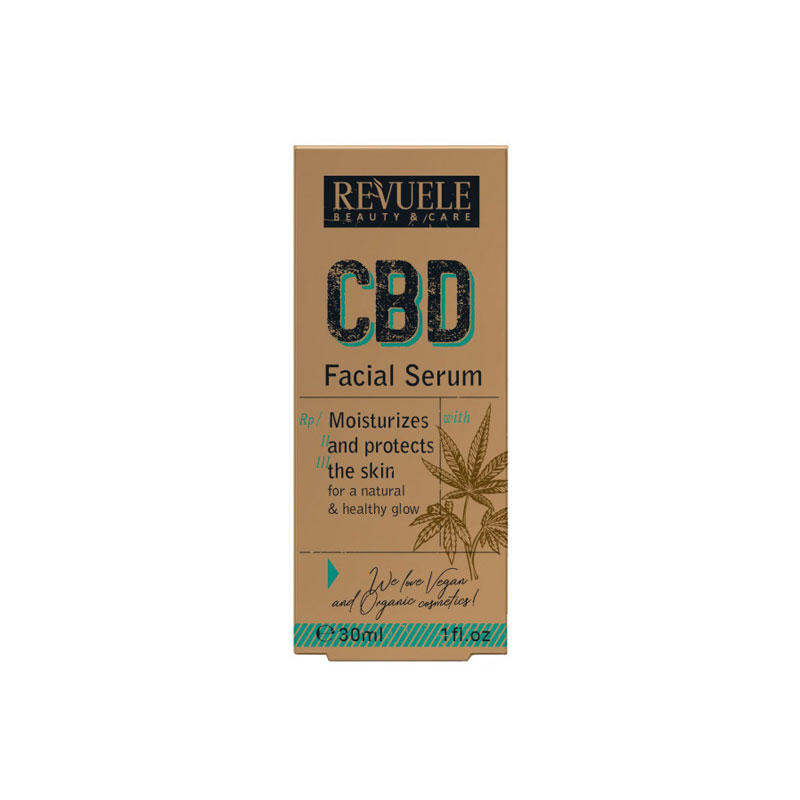Revuele CBD Facial Serum 30ml