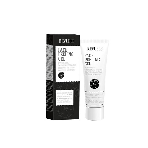 Revuele Face Peeling Gel With Charcoal 80ml