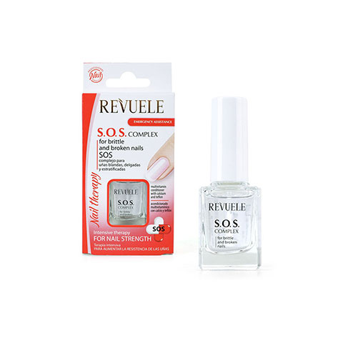 Revuele Nail Therapy SOS Complex For Brittle & Broken Nails 10ml