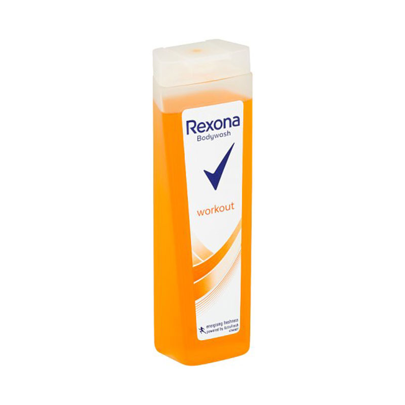 Rexona Workout Body Wash For Women 250ml