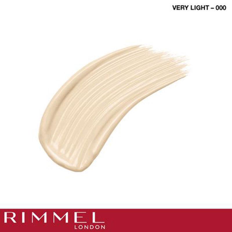 Rimmel 9 In 1 BB Cream Beauty Balm 30ml - Very Light