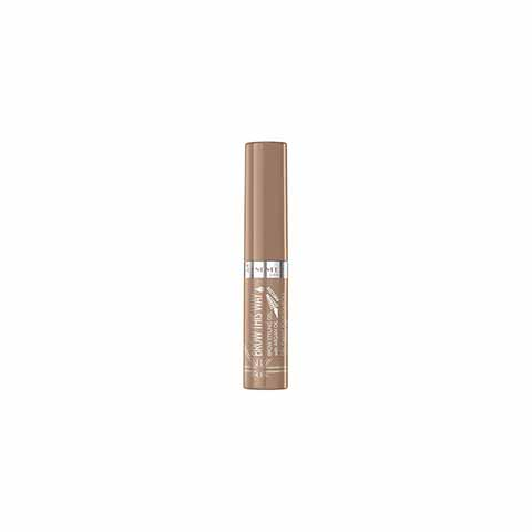 Rimmel Brow This Way Brow Styling Gel - 001 Blonde