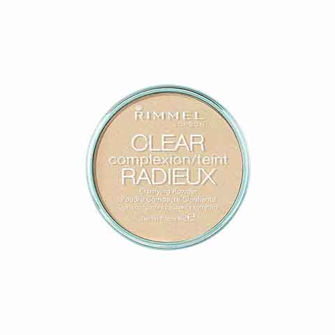 Rimmel Clear Complexion Radieux Clarifying Powder 16g - 021 Transparent
