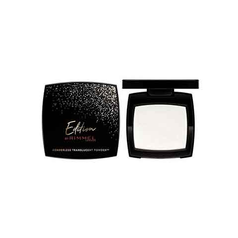 Rimmel Edition Genderless Translucent Powder - 100 Translucent