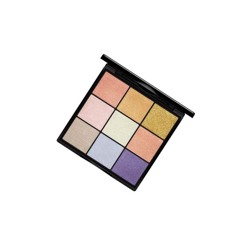 Rimmel Edition Kaleidoscope Holographic Eyeshadow Palette - 110