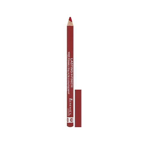 Rimmel Lasting Finish 1000 Kisses Lip Liner - 021 Red Dynamite
