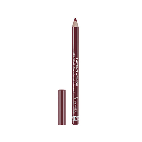 Rimmel Lasting Finish 1000 Kisses Lip Liner - 063 Black Tulip