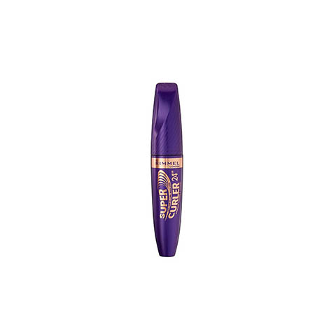 Rimmel London 24Hr Super Curler Mascara - 001 Black