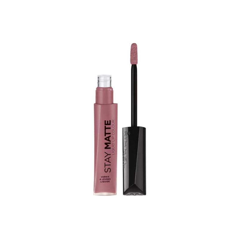 Rimmel London Stay Matte Liquid Lip Colour - 110 Blush