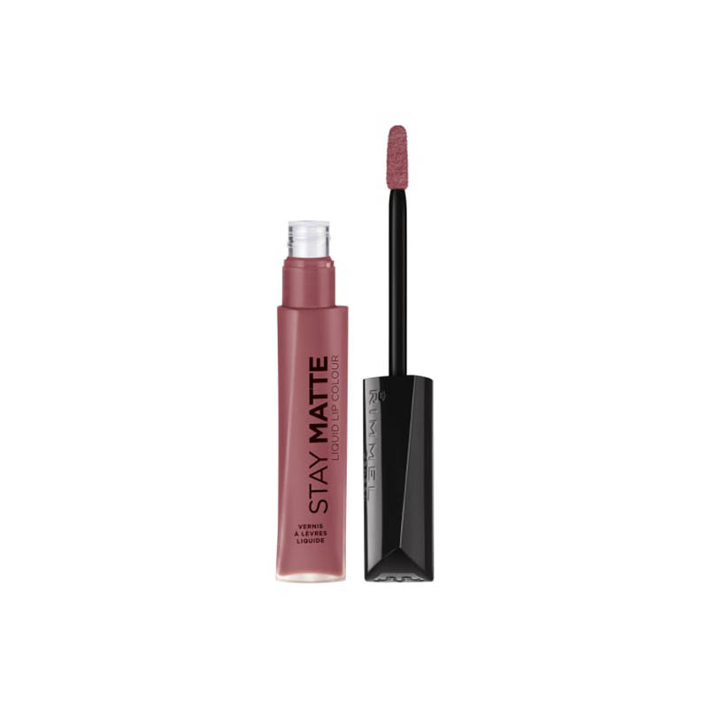 Rimmel London Stay Matte Liquid Lip Colour - 200 Pink Blink