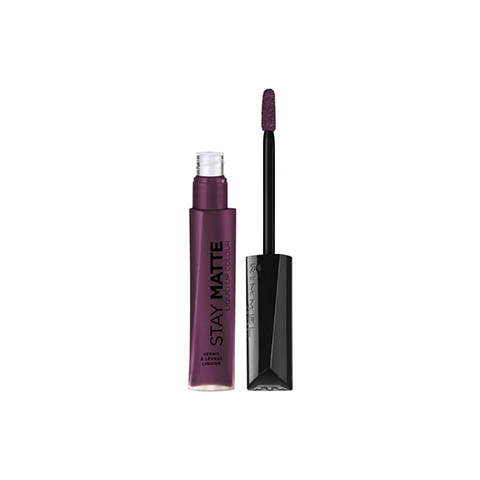 Rimmel London Stay Matte Liquid Lip Colour - 810 Plum This Show
