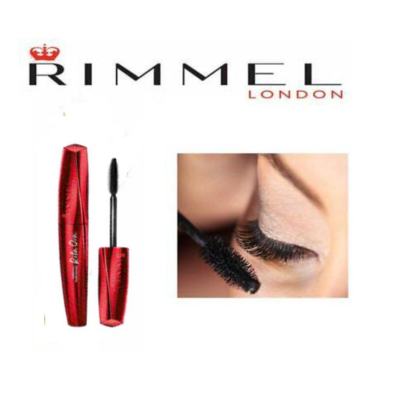Rimmel Rita Ora Wonder'full Volume Mascara 11ml - 001 Black