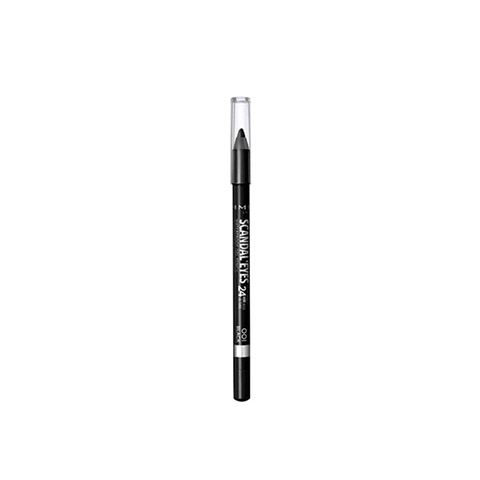Rimmel Scandal'Eyes Waterproof Kohl Kajal Black 001