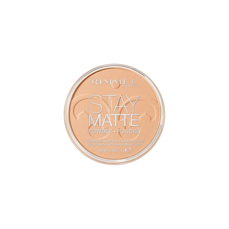Rimmel Stay Matte Pressed Powder - 020 Nude Beige